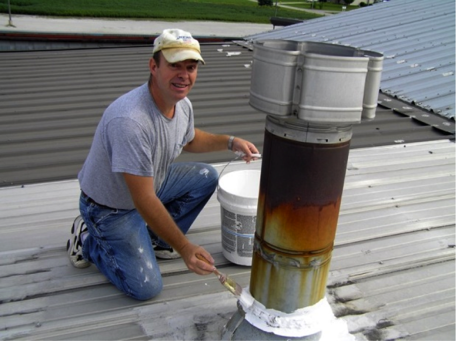 Roof and Wall Repairs